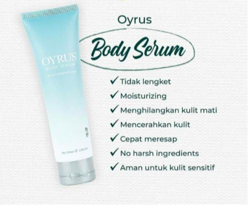 oyrus body serum