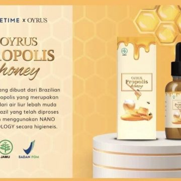 Oyrus Propolis Honey